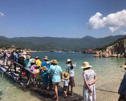 COMPANY TRIP - VINH HY BAY, NINH THUAN PROVINCE, VIETNAM