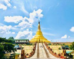 THỦ ĐÔ NAYPITAW - MYANMAR